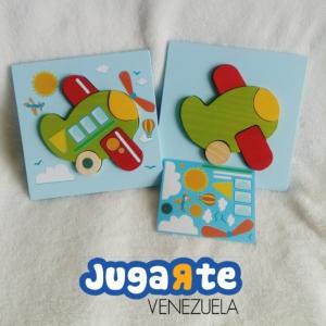 Avioncito-Rompecabezas-Didactico-Niños-de-Madera