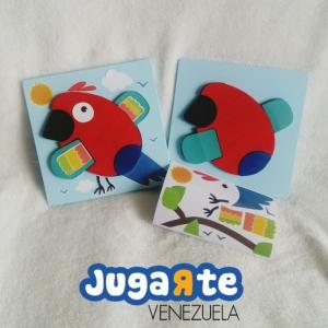 Guacamaya-Rompecabezas-Didactico-Niños-de-Madera-Producto-Final