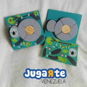 Koala-Rompecabezas-Didactico-Niños-de-Madera-Producto-Final