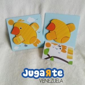 Pollito-Canario-Rompecabezas-Didactico-Niños-de-Madera-Producto-Final